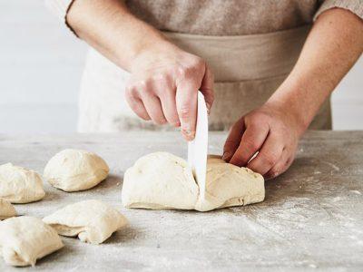kideaz recette pain au feu de camp