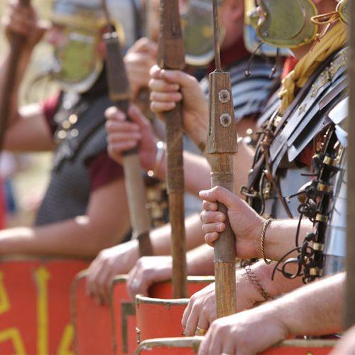 kideaz romain armure épées