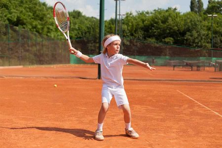 kideaz tennis stage