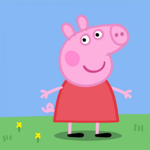 peppa pig spectacle