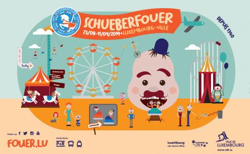schueberfouer 2019 affiche